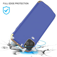 Load image into Gallery viewer, Cover Batteria iPhone 11 Pro Max 6000 mAh Ricaricabile Portatile Backup Caricabatterie Power Case Blu