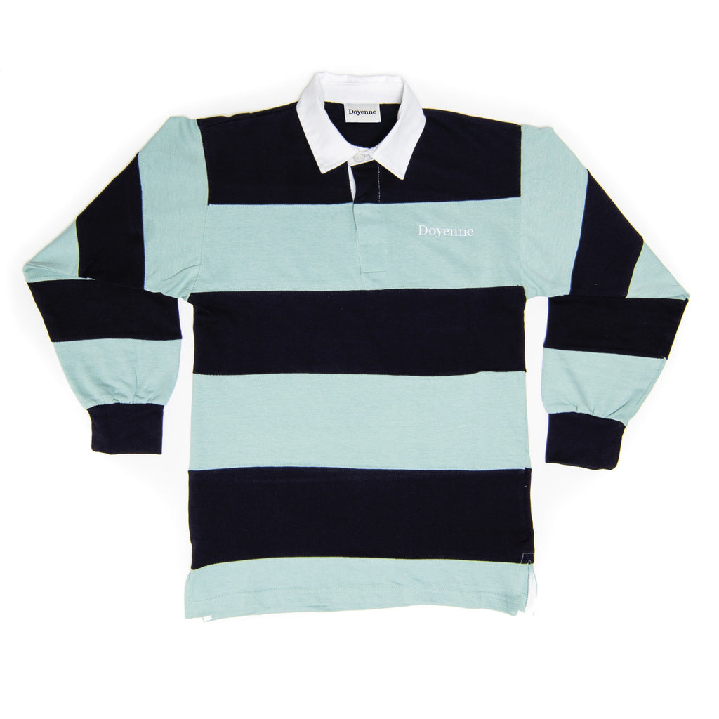 Rugby Stripes Shirt - Doyenne Skateboards
