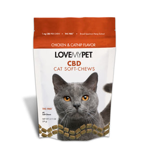 CBD Cat Soft Chews