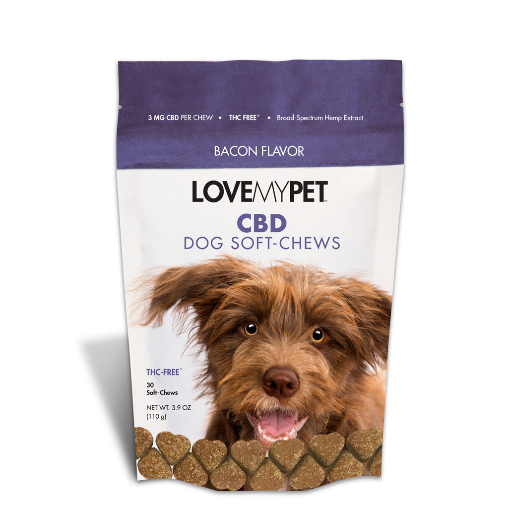 CBD Dog Soft Chew