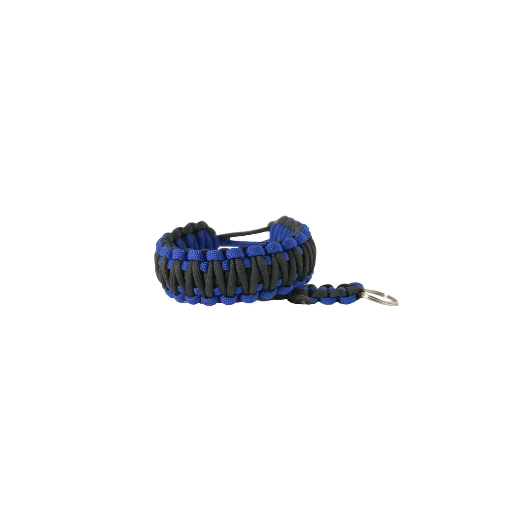 The Blue Line | Camera Wrist Strap-Camera Wrist Strap-StiffStrap