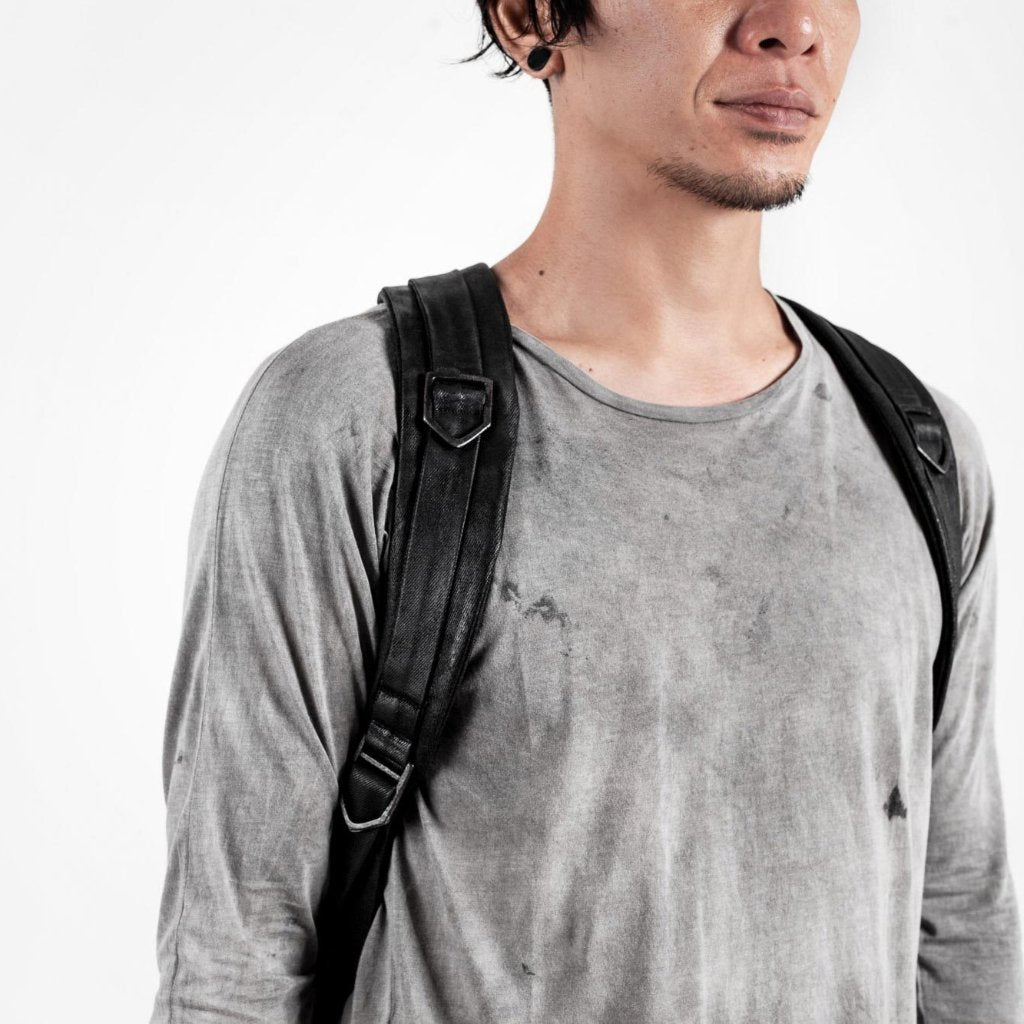 K.J.Dan Backpack [l a r g e] | Solidstateofbeing lightweight backpack