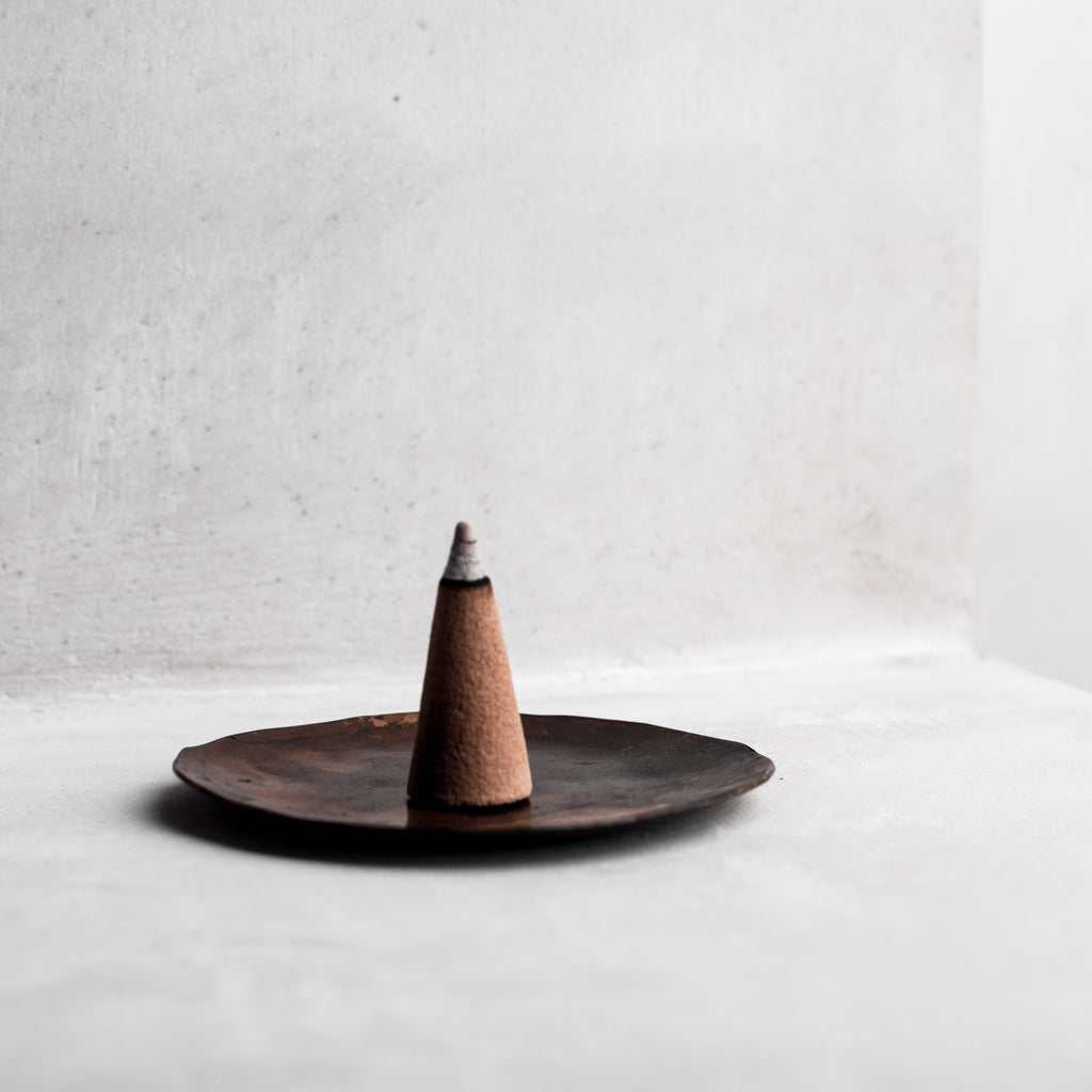 Siki Incense burner set | Solidstateofbeing  |  Handmade in Bali