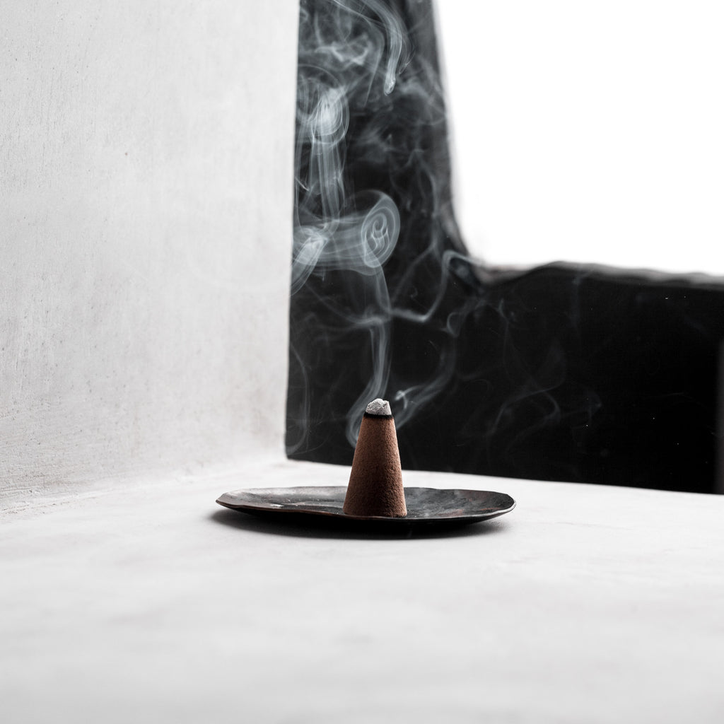 SIKI  INCENSE BURNER SET