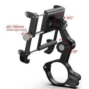 Rotatable Bike GPS SmartPhone Mount