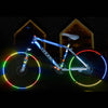 1cmx8m Cycling Fluorescent Reflective Tape