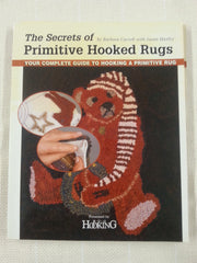 The Secrets of Primitive Hooked Rugs