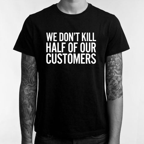 Killing Half T-Shirt - Wholesale