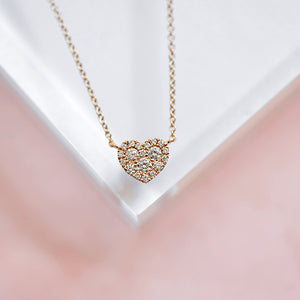 Diamond Adore Necklace