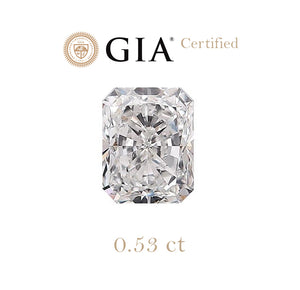 0.53ct Radiant Diamond