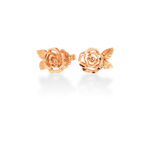 Enchanted Rose Earrings