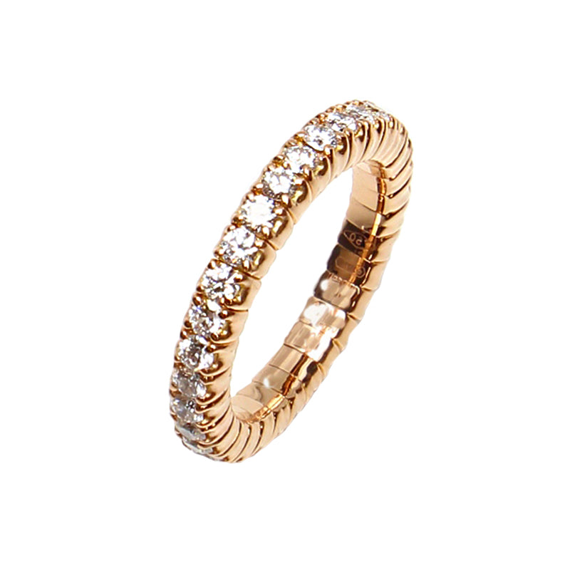 Expandable Eternity Ring
