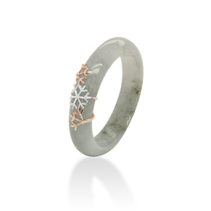 Winter Frost Bangle