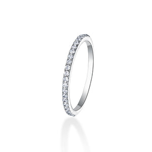 Slender Eternity Band