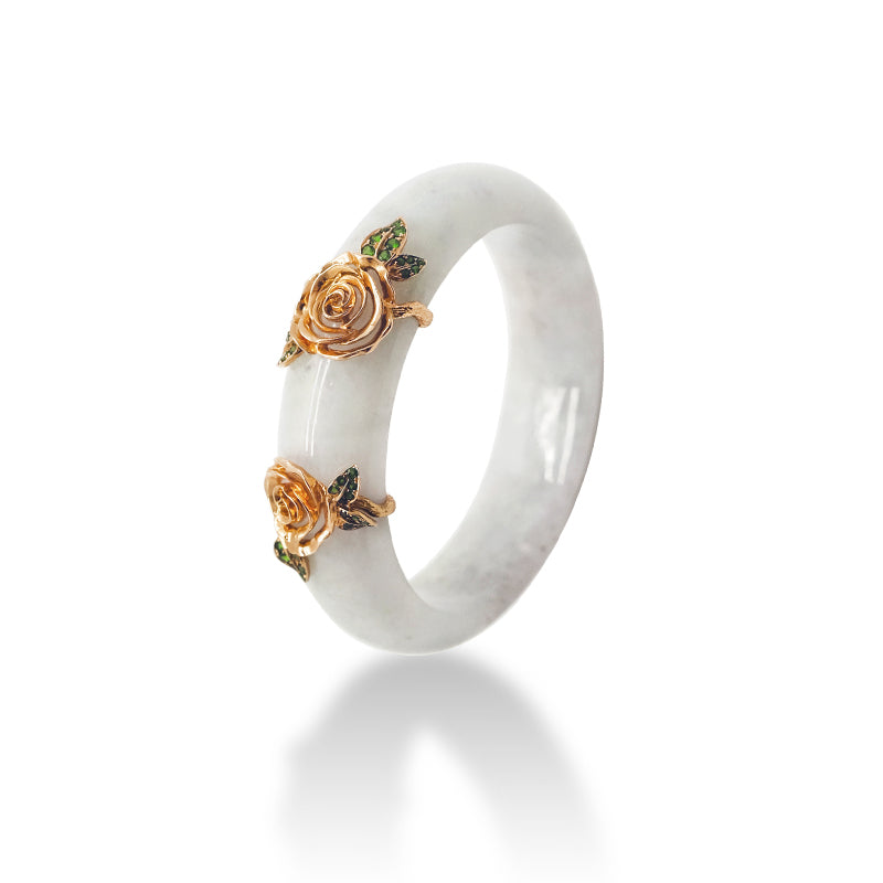 Enchanted Rose Bangle
