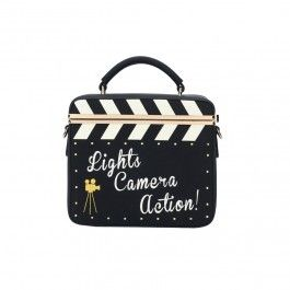 Mott and Mulberry-Vendula London Cinema Lights Bag-Mott and Mulberry