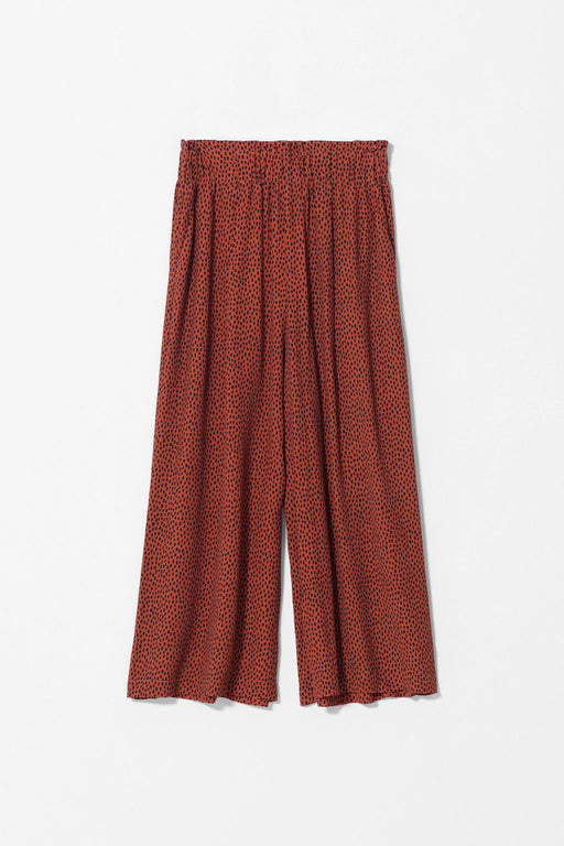 ELK-Oens Pants Copper / Navy-mott-and-mulberry-shop-online-brisbane