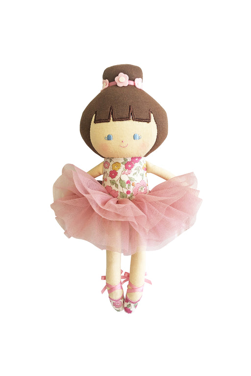Alimrose-Baby Ballerina Doll 25cm Rose Garden-Mott and Mulberry