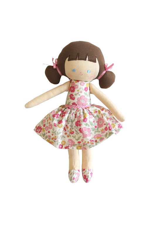 Alimrose-Audrey Doll -  25cm Rose Garden-Mott and Mulberry