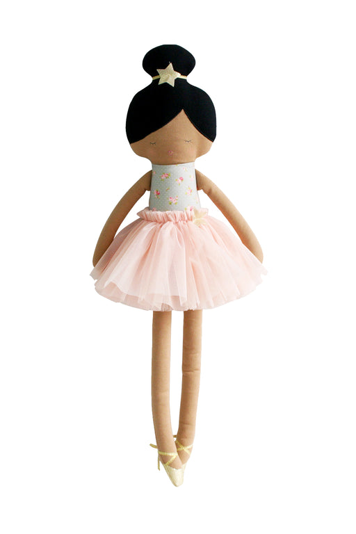 Alimrose-Arabella Ballerina 60cm Peach-mott-and-mulberry-shop-online-brisbane