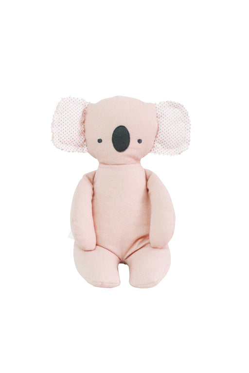Alimrose-Baby Floppy Koala 25cm Pink-mott-and-mulberry-shop-online-brisbane
