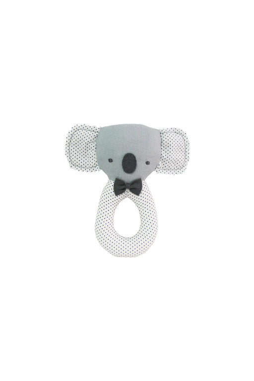 Alimrose-Baby Koala Grab Rattle Grey-mott-and-mulberry-shop-online-brisbane