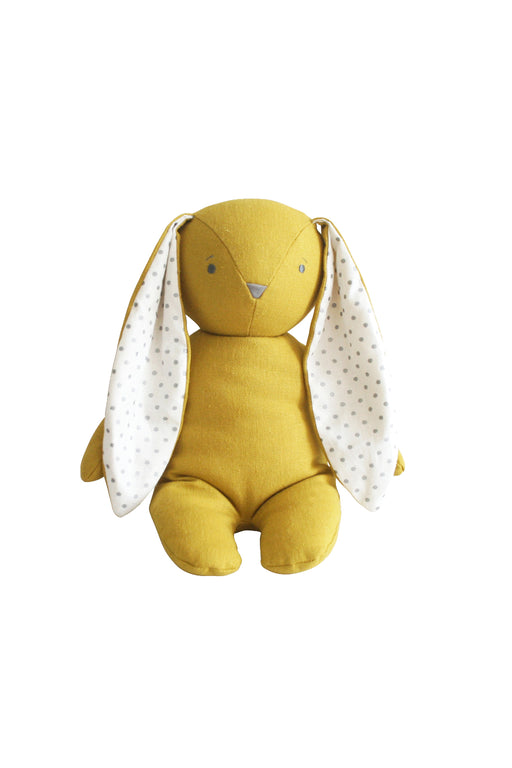 Alimrose-Baby Floppy Bunny 25 cm Butterscotch Linen-mott-and-mulberry-shop-online-brisbane