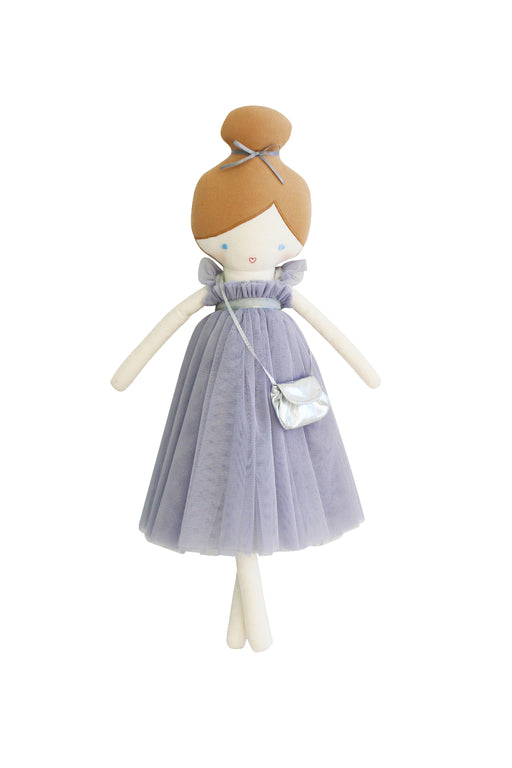 Alimrose-Charlotte Doll 48cm Lavender-mott-and-mulberry-shop-online-brisbane