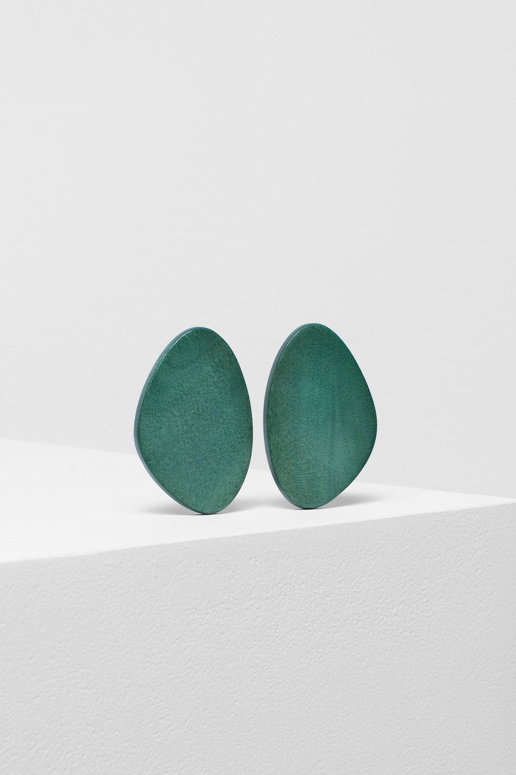ELK-Kamile Earring Mint Matte-Mott and Mulberry
