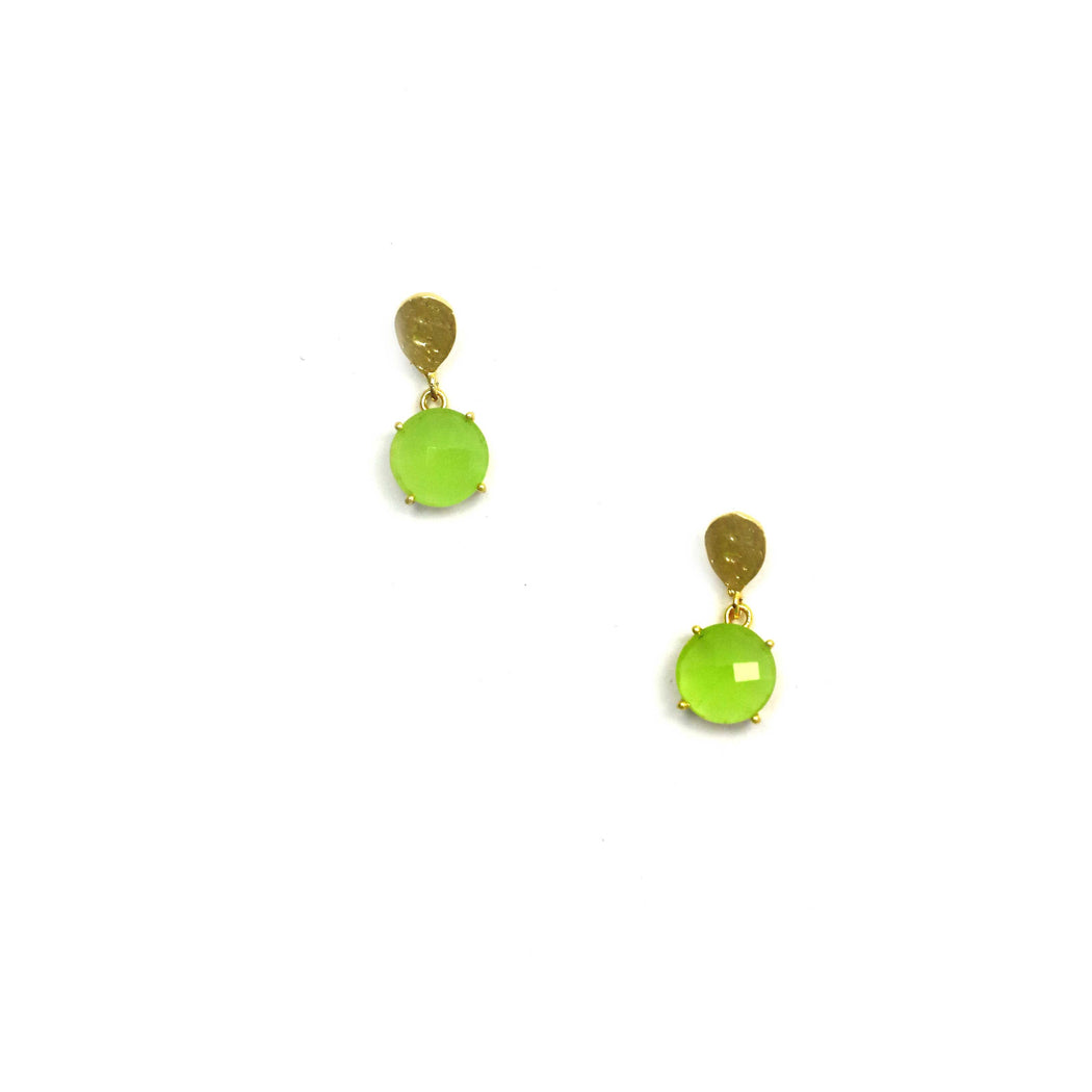 ZODA-Citrus Gem Earring-Mott and Mulberry