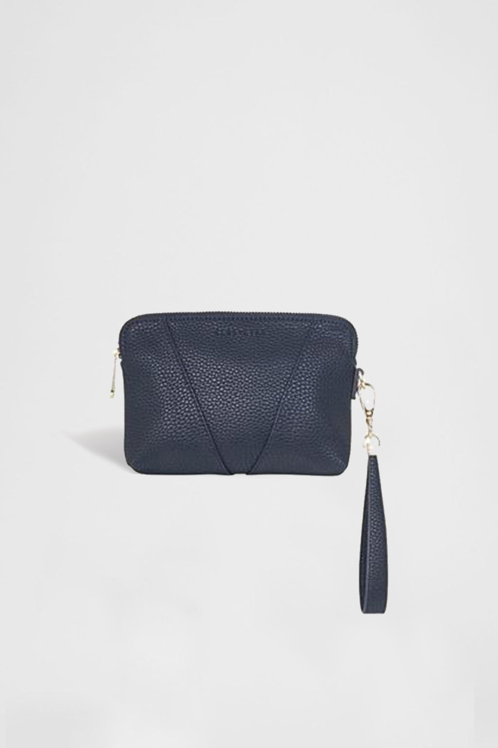 ELMS AND KING-Milan Purse French Navy-Mott and Mulberry