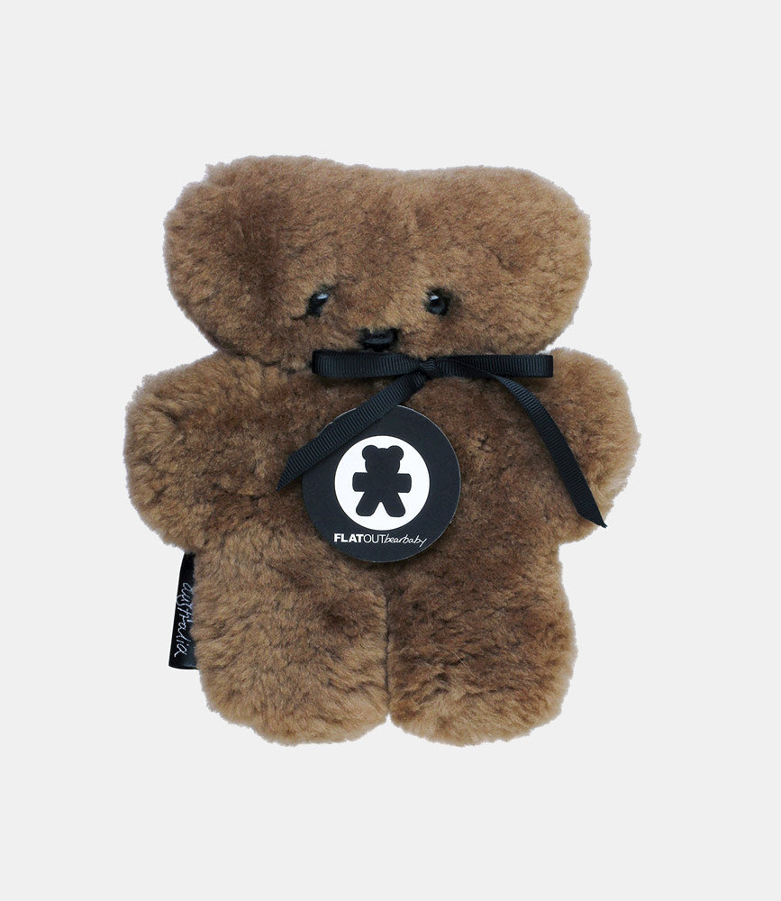 Flat Out Bear-Baby Flat Out Bear Chocolate-Mott and Mulberry