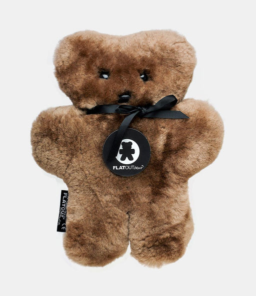 Flat Out Bear-Large Flat Out Bear Chocolate-mott-and-mulberry-shop-online-brisbane