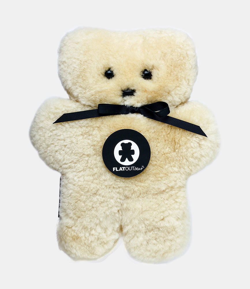 Flat Out Bear-Large Flat Out Bear Honey-mott-and-mulberry-shop-online-brisbane
