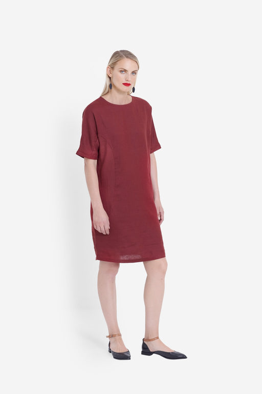 ELK-Hersom Dress-mott-and-mulberry-shop-online-brisbane