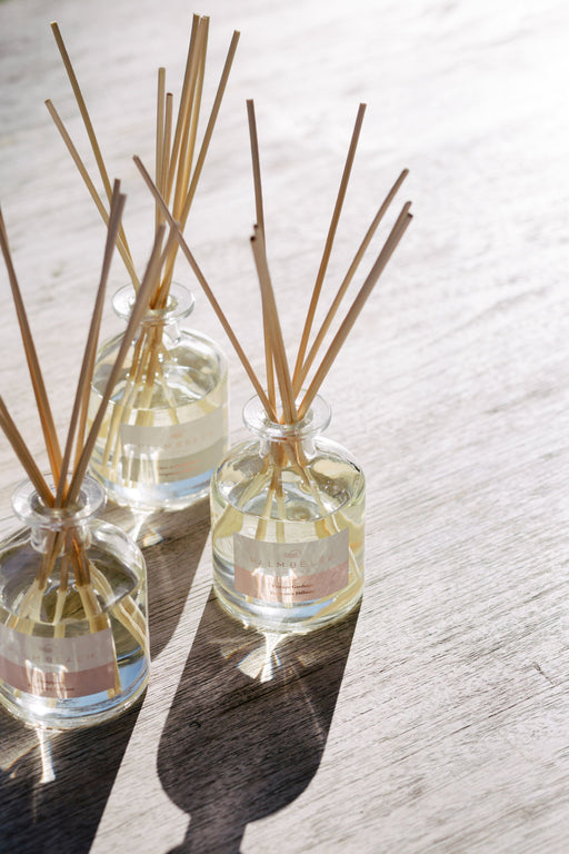 Palm Beach-Palm Beach Fragrance Mini Diffuser Linen 50ml-Mott and Mulberry