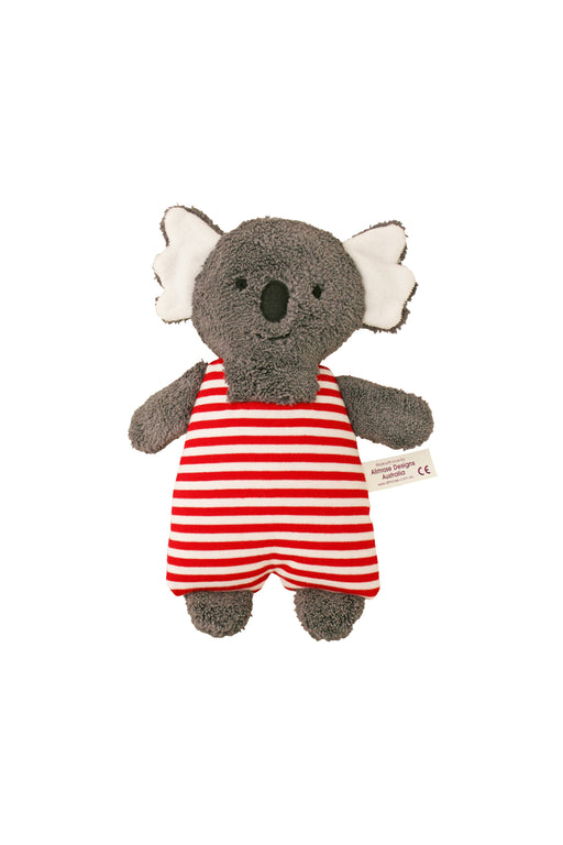 Alimrose-Koala Toy Rattle 23cm Red-mott-and-mulberry-shop-online-brisbane