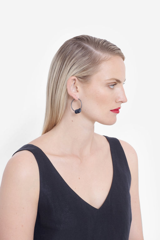 ELK-Lerum Disc Earring-mott-and-mulberry-shop-online-brisbane