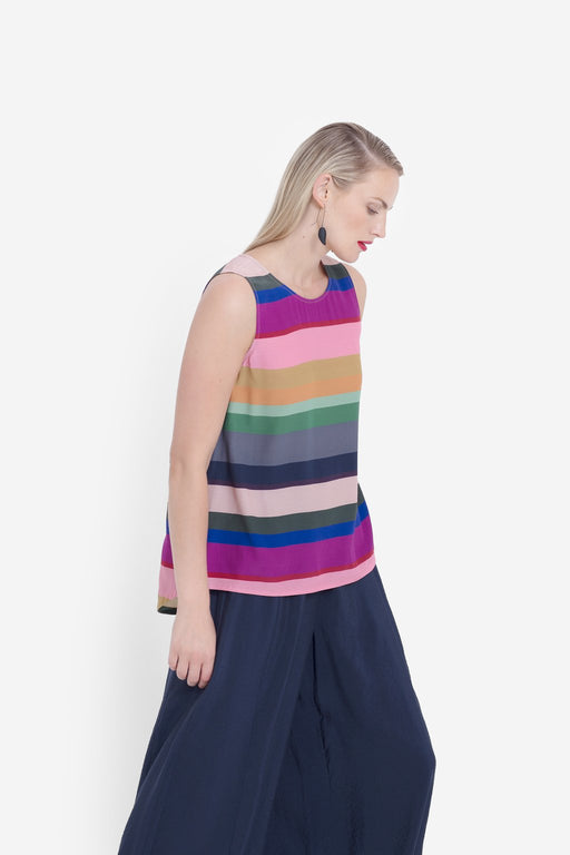 ELK-Lysbro Tank - Stripe-mott-and-mulberry-shop-online-brisbane