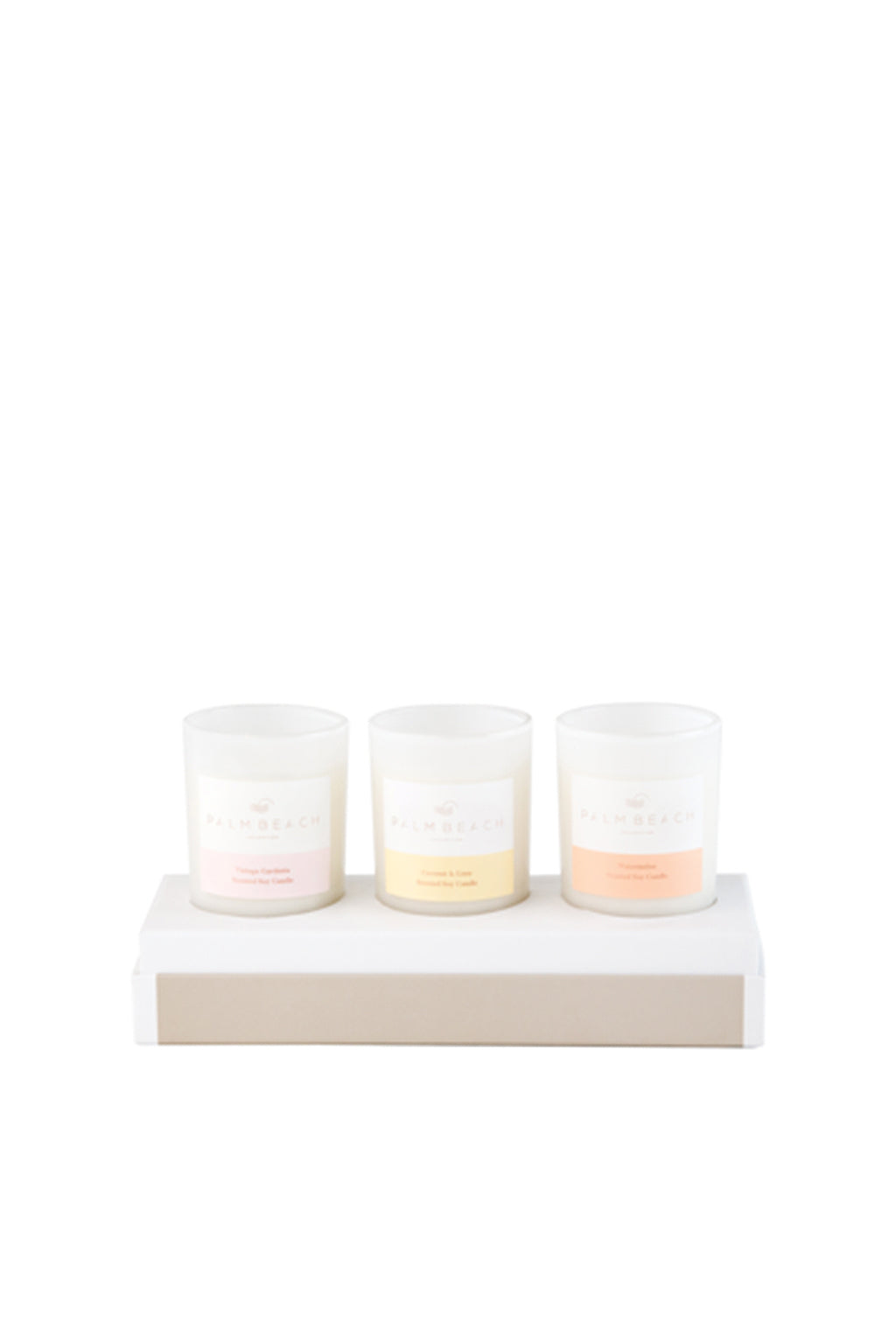 Palm Beach-Palm Beach Mini Candles Trio Pack-Mott and Mulberry