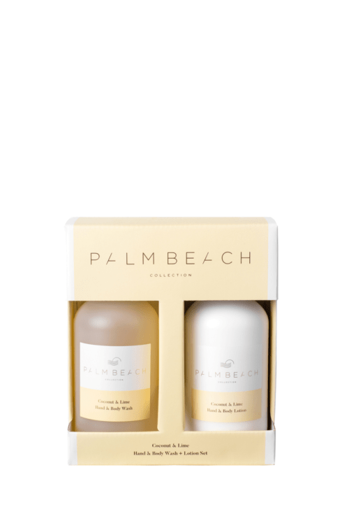 Palm Beach-Palm Beach Wash & Lotion Gift Pack Coconut and Lime-Mott and Mulberry
