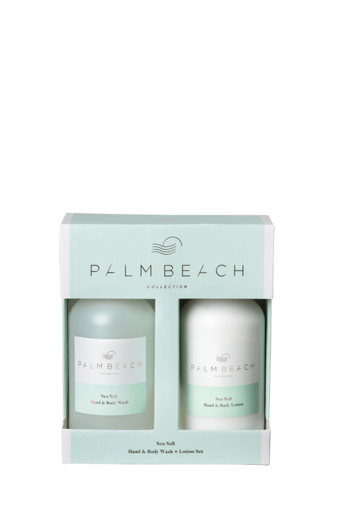 Palm Beach-Palm Beach Wash & Lotion Gift Pack Sea Salt-Mott and Mulberry