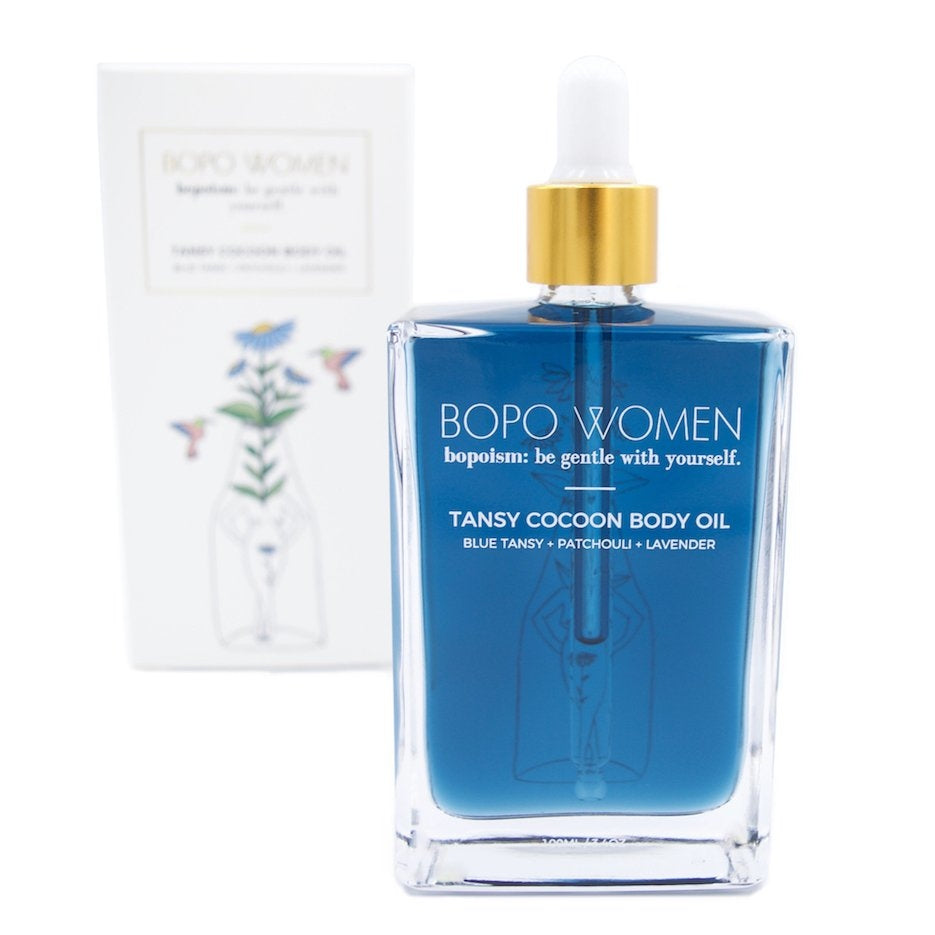 Bopo Women-Bopo Women Tansy Cocoon Body Oil-Mott and Mulberry