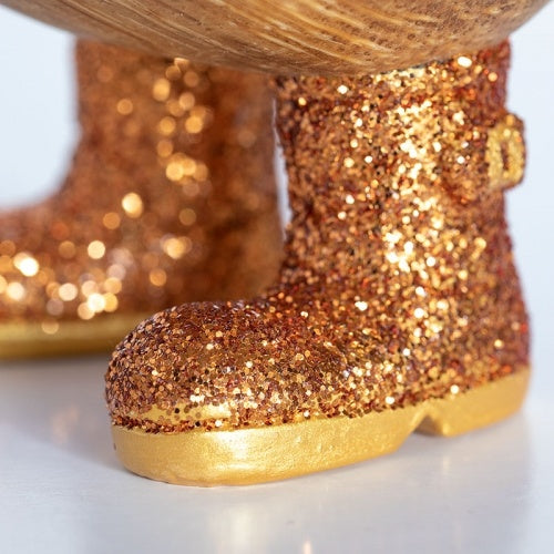 DCUK-Disco Duckling with Sparkly Wellington Boots - Holly-Mott and Mulberry