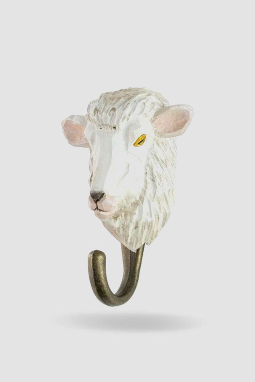 Hall and Wares-Hand Carved Sheep Hook-Mott and Mulberry
