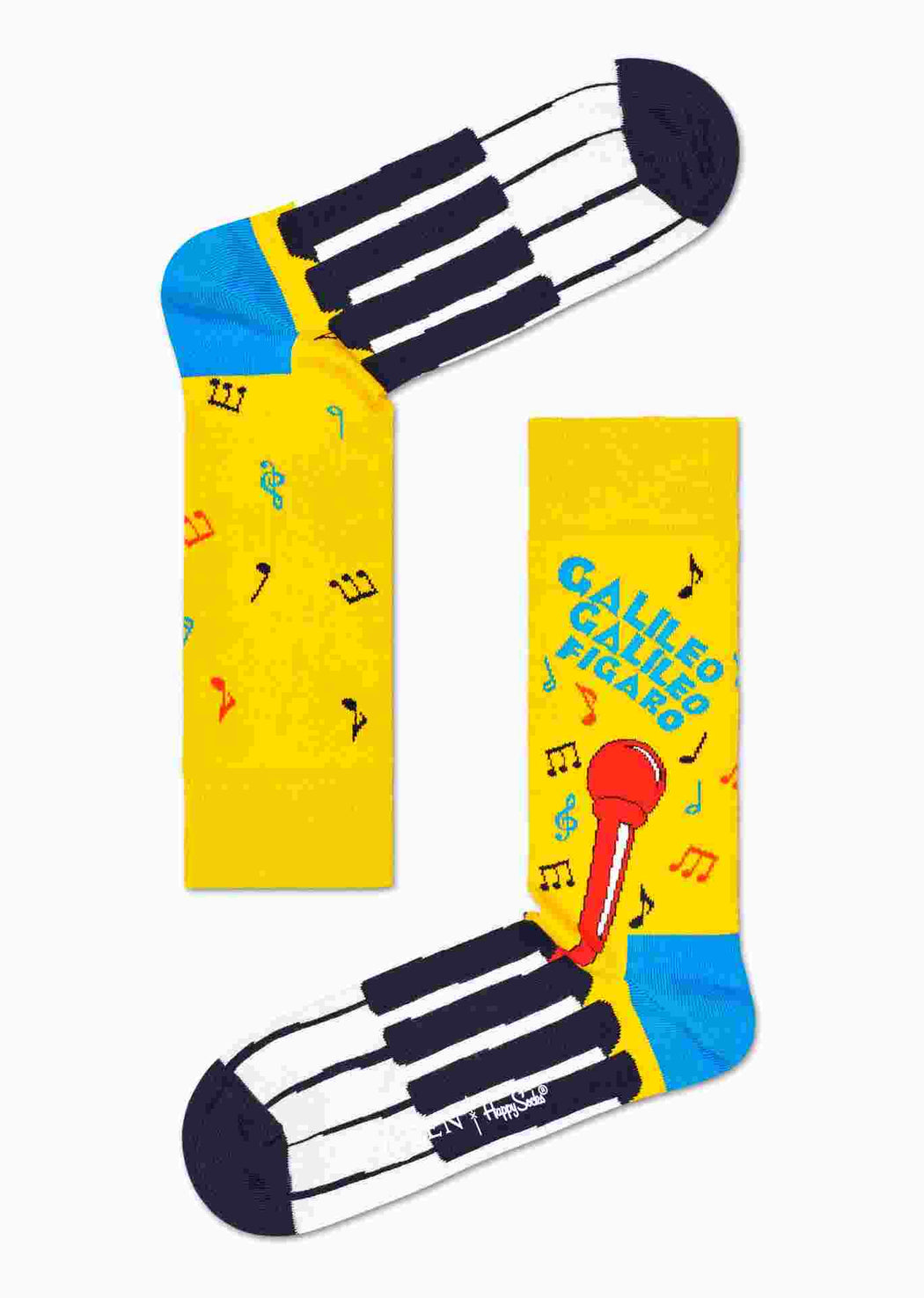 Happy Socks-Queen Bohemian Rhapsody Socks-Mott and Mulberry