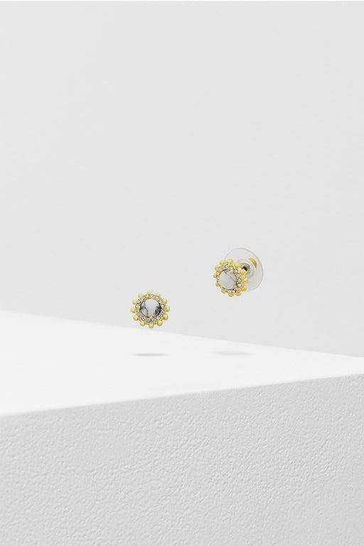 Liberte-Loz Earring Gold-Mott and Mulberry