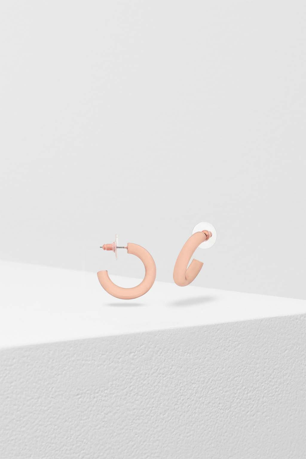 Liberte-Ellery Earring Rose Gold-Mott and Mulberry