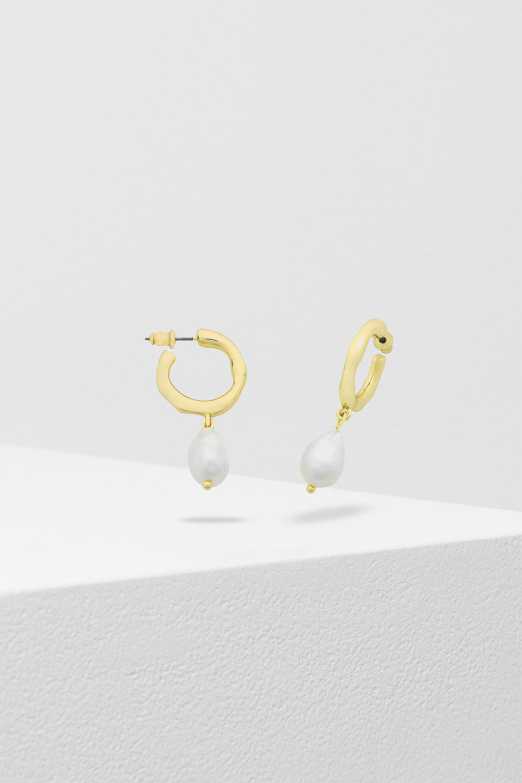 Liberte-Florence Earring Gold-Mott and Mulberry