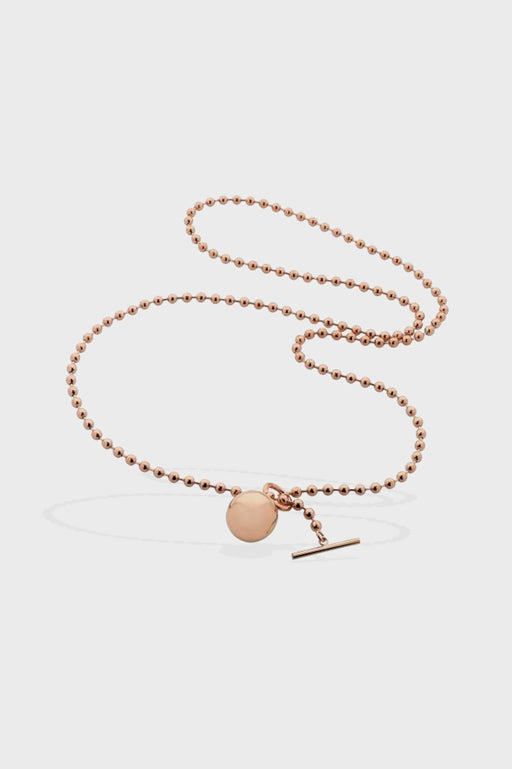 Liberte-Chelsea Necklace Rose Gold-Mott and Mulberry